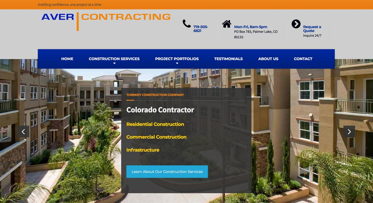 Aver Contracting