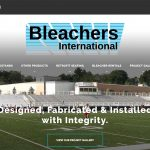 bleachers-international-website-design-mediatrunk-home