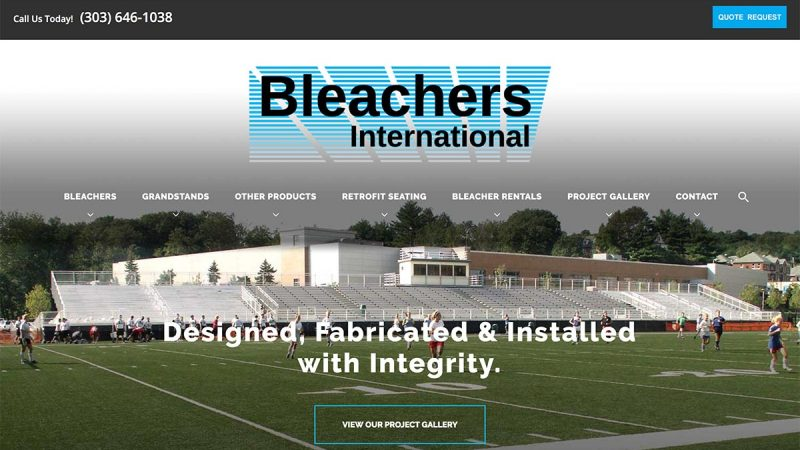 Bleachers International