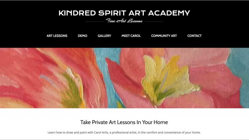 Kindred Spirit Art Academy