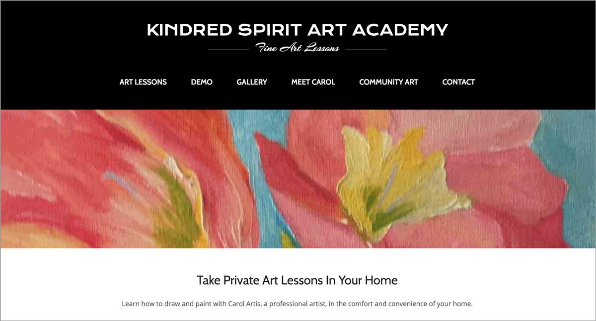 Kindred Spirit Art Academy