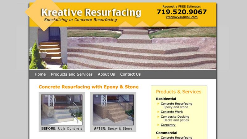 Kreative Resurfacing