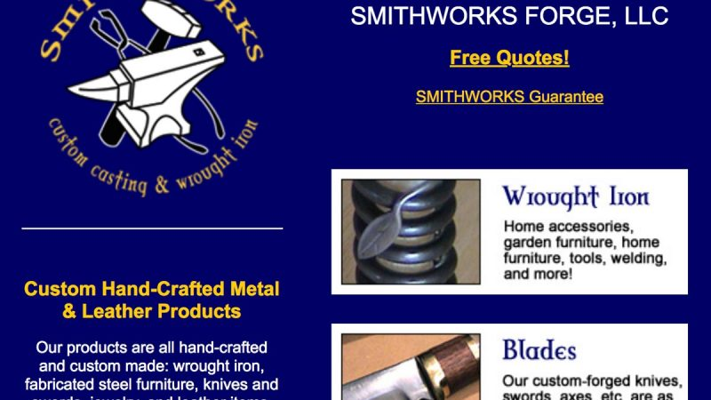 Smithworks Forge