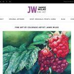 Artist Web Site for Jamie Wilke Fine Art