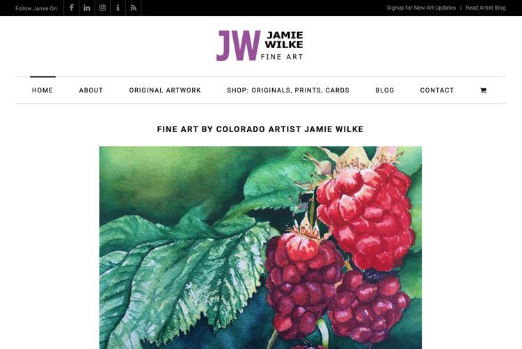 Jamie Wilke Fine Art